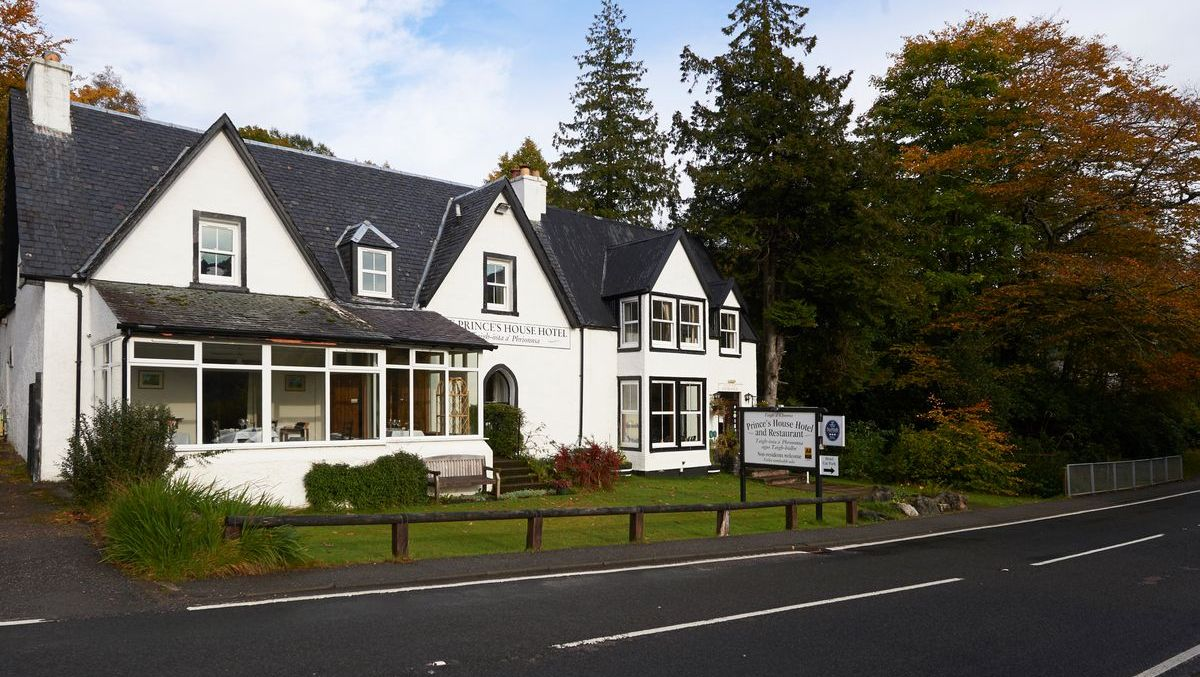The princes house hotel