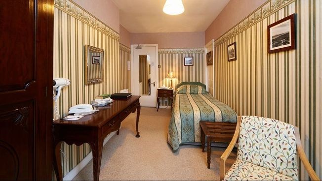 One of our standard rooms